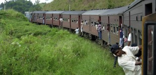 Railway Travel, Sri lanka
